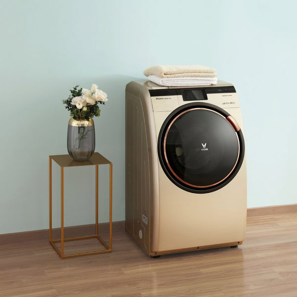 Máy Giặt Và Sấy Viomi Internet Rose (9kg) Gold